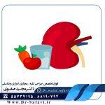 رژیم غذایی سالم: توصیههایی برای جلوگیری از بیماریهای کلیه